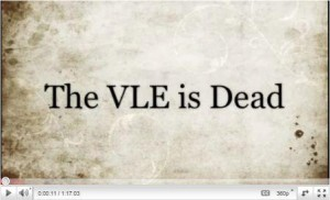 Image for YouTube Video The VLE is Dead